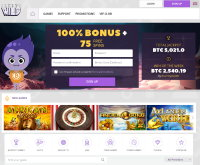 Visit at CryptoWild Casino